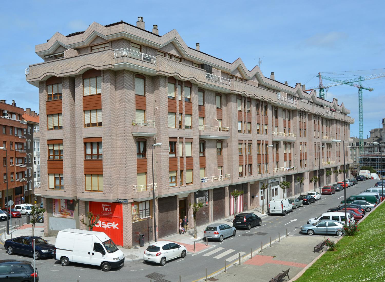99 viviendas en Santurce